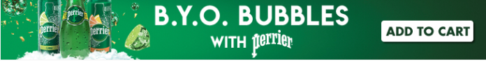 Perrier-Dailyovation-Advertisement